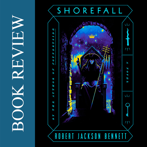 Bennett's Shorefall Offers a Magical Take on Programming and A.I.